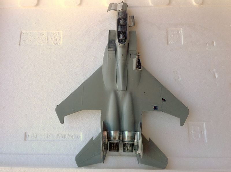 Boeing  F-15Ds  Israeli Air Force - G.W.H. kit 1/48 scale model IMG_3004%20copy%202