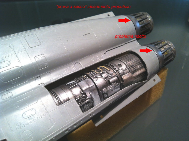 Boeing  F-15Ds  Israeli Air Force - G.W.H. kit 1/48 scale model Shot186