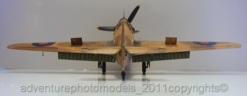Hawker Hurricane MkII/c Trop - Trumpeter scale 1:24 IMG_8213copy2