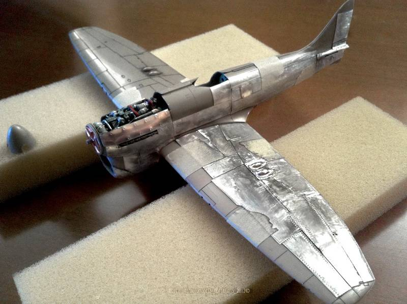 Project Tempest : Hawker Tempest MkV - Eduard modelkit scale 1:48 IMG_5764