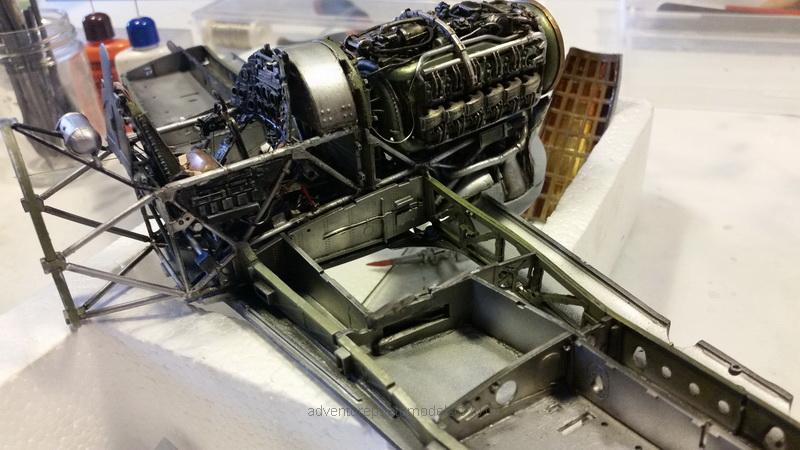 "Hawker Typhoon MKIb ""What else!"" 20150624_163802"