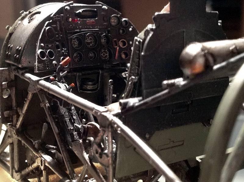 "Hawker Typhoon MKIb ""What else!"" IMG_2890"
