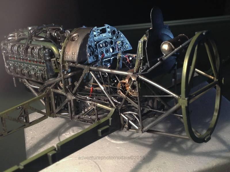 "Hawker Typhoon MKIb ""What else!"" IMG_3137"