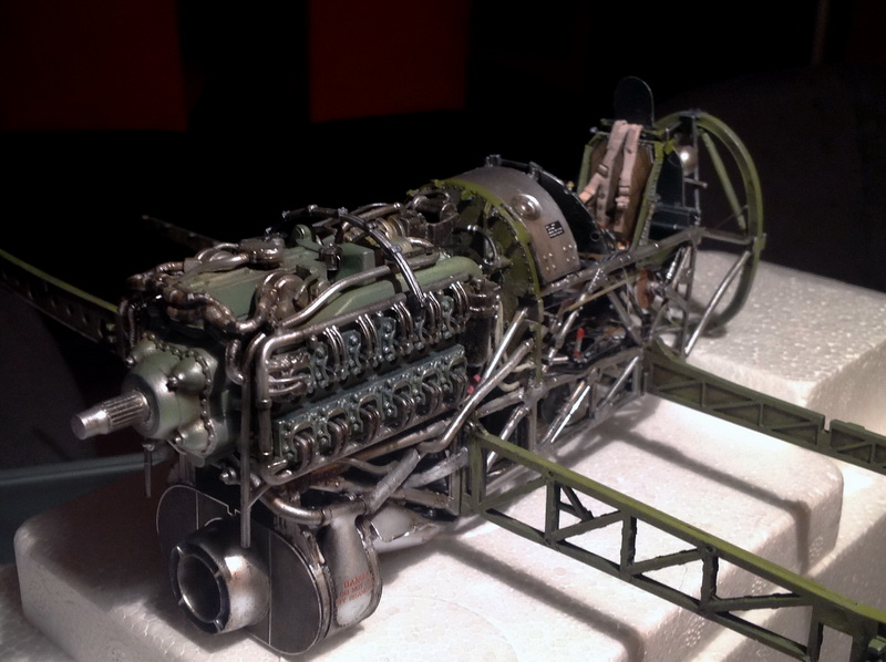 "Hawker Typhoon MKIb ""What else!"" IMG_3212"