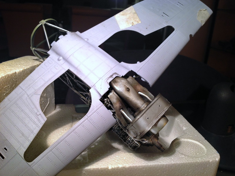"Hawker Typhoon MKIb ""What else!"" IMG_3221"