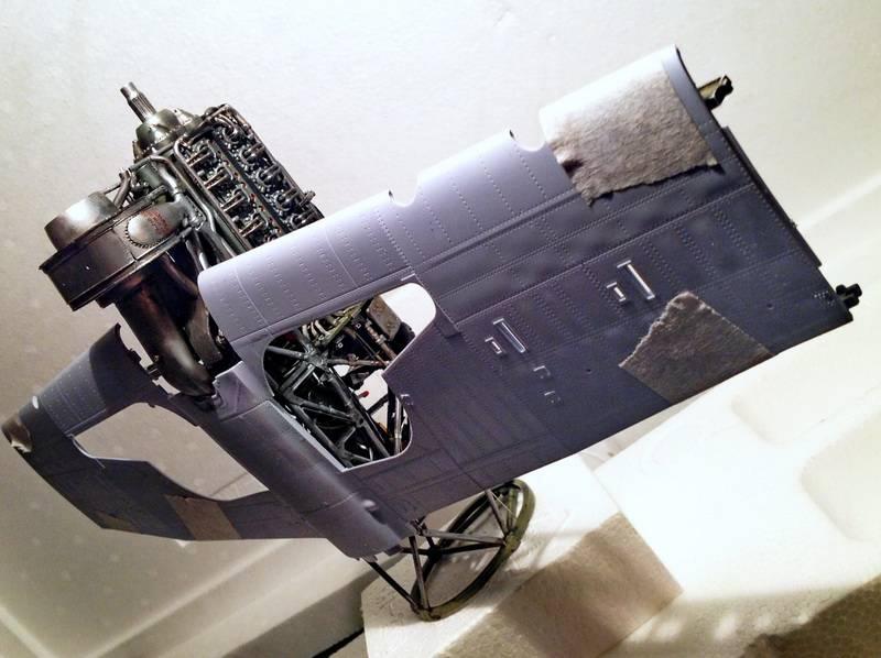 "Hawker Typhoon MKIb ""What else!"" IMG_3238"