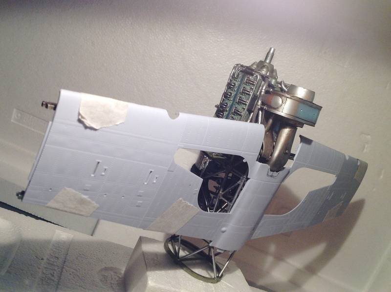 "Hawker Typhoon MKIb ""What else!"" IMG_3240"