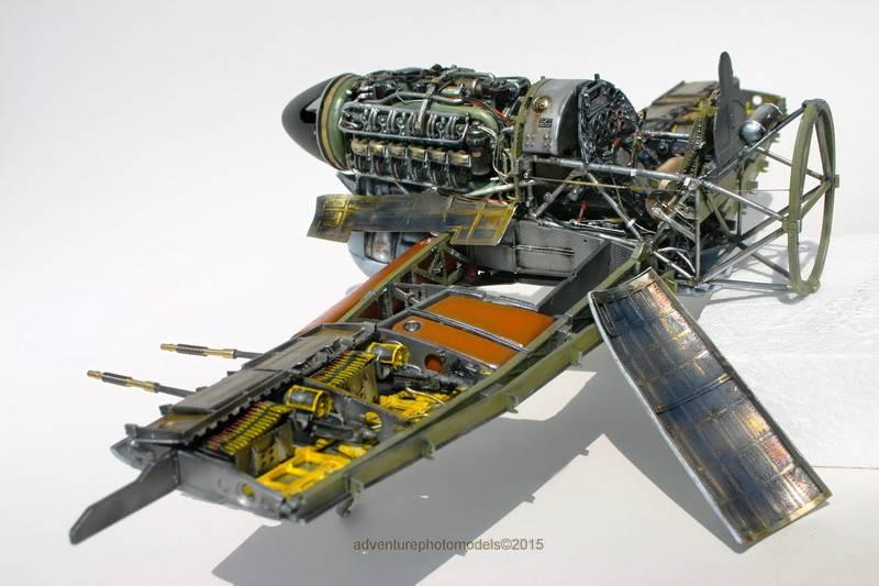 "Hawker Typhoon MKIb ""What else!"" IMG_3272"