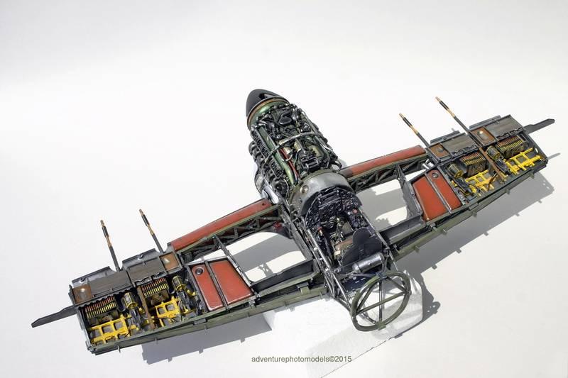 "Hawker Typhoon MKIb ""What else!"" IMG_3310"