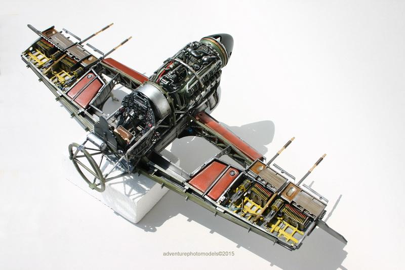 "Hawker Typhoon MKIb ""What else!"" IMG_3311"
