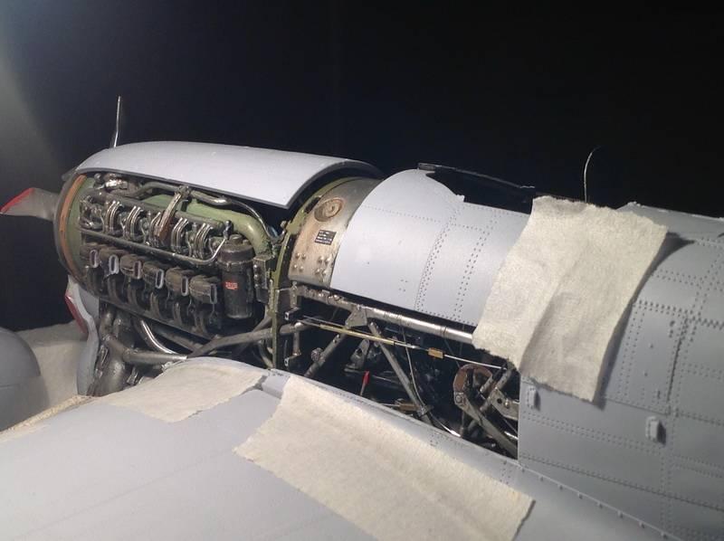 "Hawker Typhoon MKIb ""What else!"" IMG_3543"
