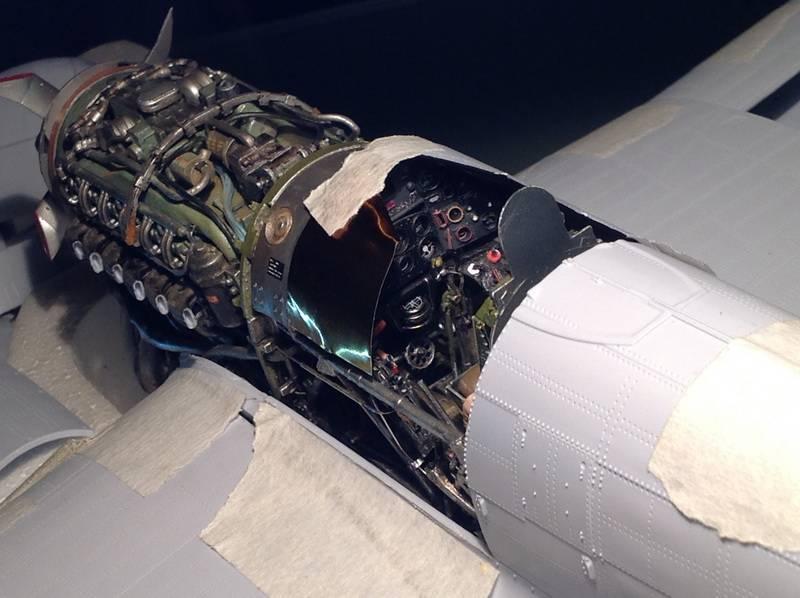 "Hawker Typhoon MKIb ""What else!"" IMG_3563"