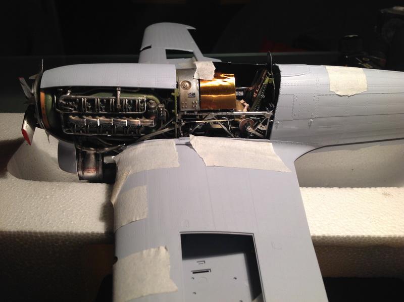 "Hawker Typhoon MKIb ""What else!"" IMG_3565"