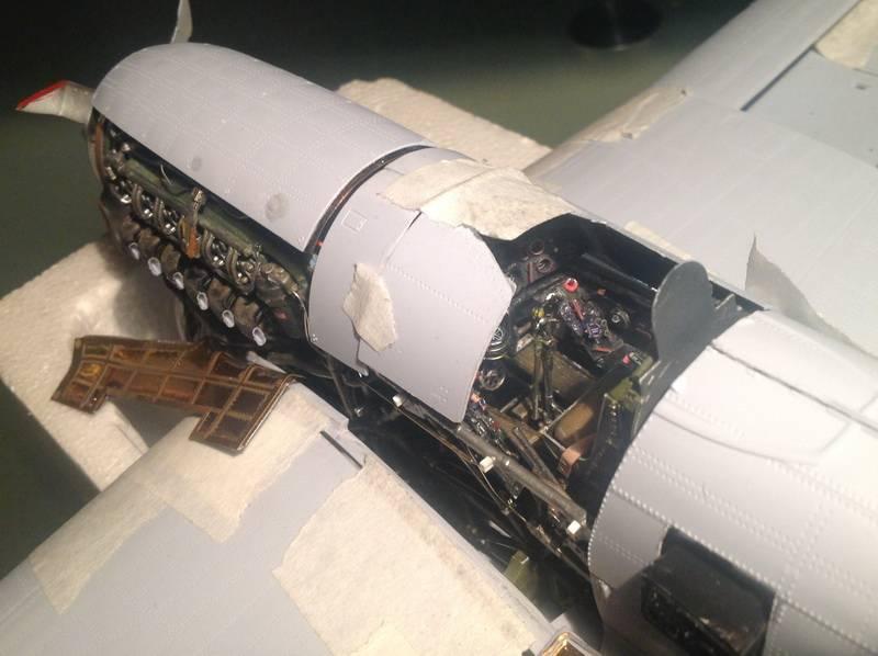 "Hawker Typhoon MKIb ""What else!"" IMG_3705"