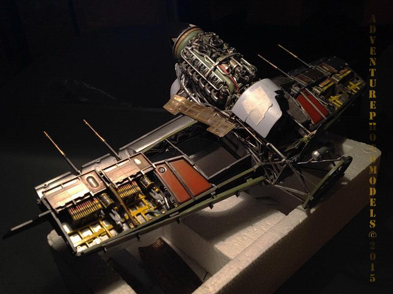 "Hawker Typhoon MKIb ""What else!"" IMG_4877"