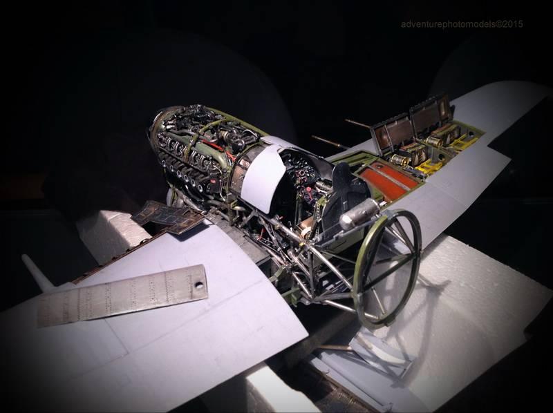 "Hawker Typhoon MKIb ""What else!"" IMG_5340"