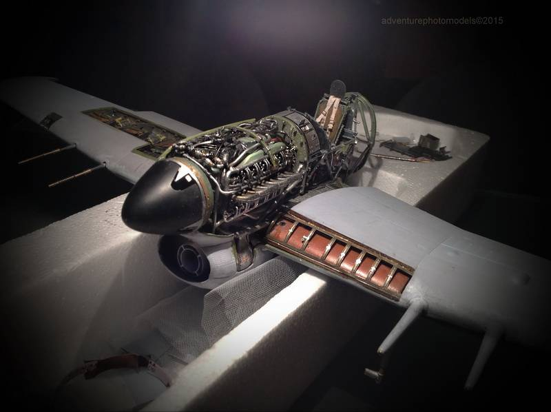 "Hawker Typhoon MKIb ""What else!"" IMG_5347"