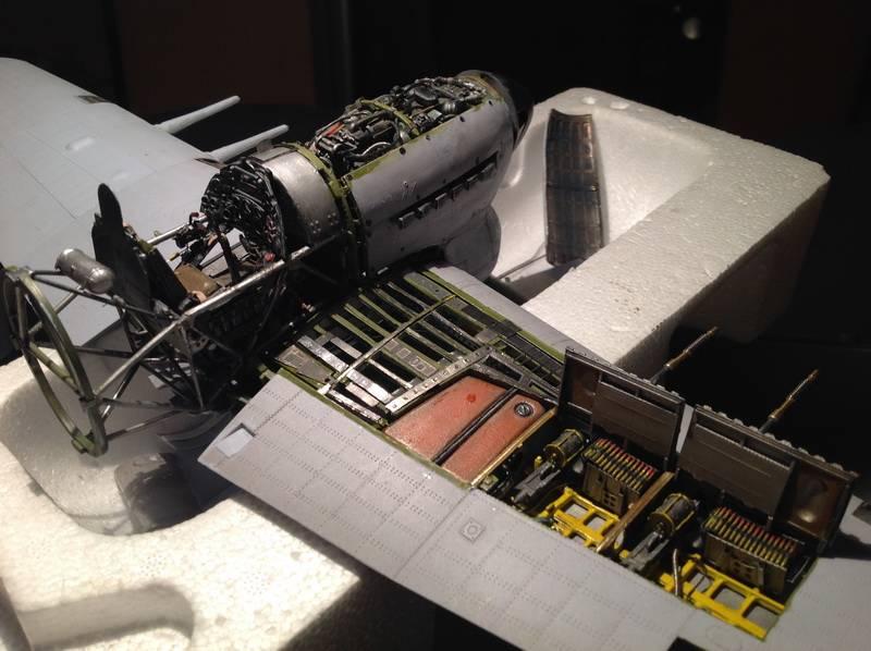 "Hawker Typhoon MKIb ""What else!"" IMG_5354"