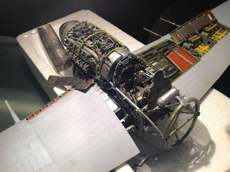 "Hawker Typhoon MKIb ""What else!"" IMG_5358"
