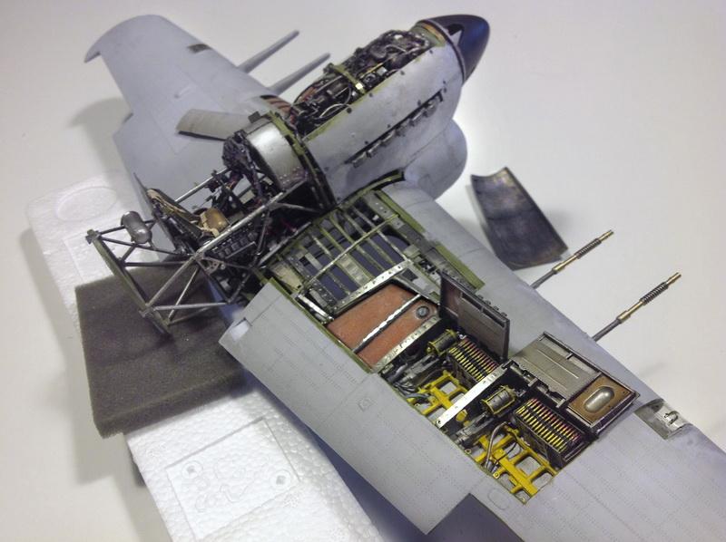 "Hawker Typhoon MKIb ""What else!"" IMG_5372"