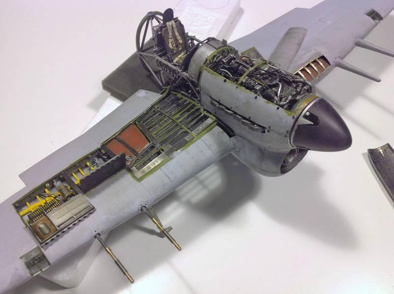 "Hawker Typhoon MKIb ""What else!"" IMG_5373"