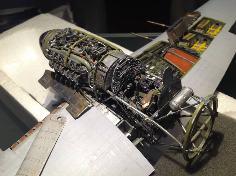 "Hawker Typhoon MKIb ""What else!"" IMG_5386"