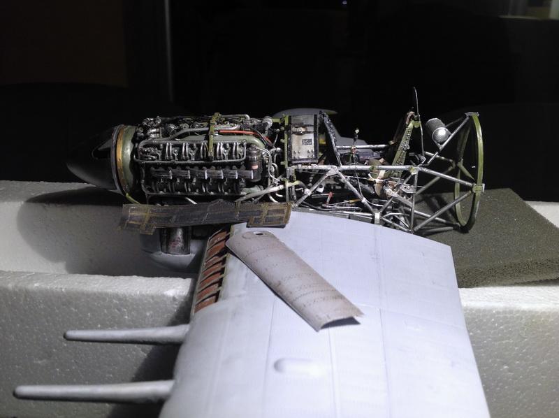 "Hawker Typhoon MKIb ""What else!"" IMG_5387"