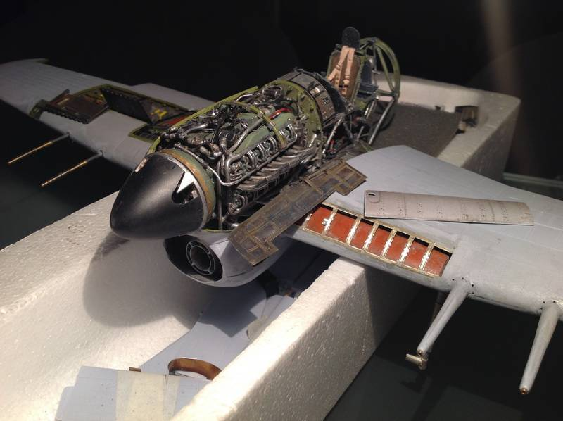 "Hawker Typhoon MKIb ""What else!"" IMG_5389"