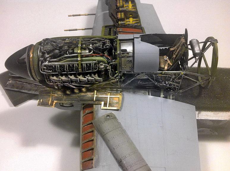 "Hawker Typhoon MKIb ""What else!"" IMG_5404"