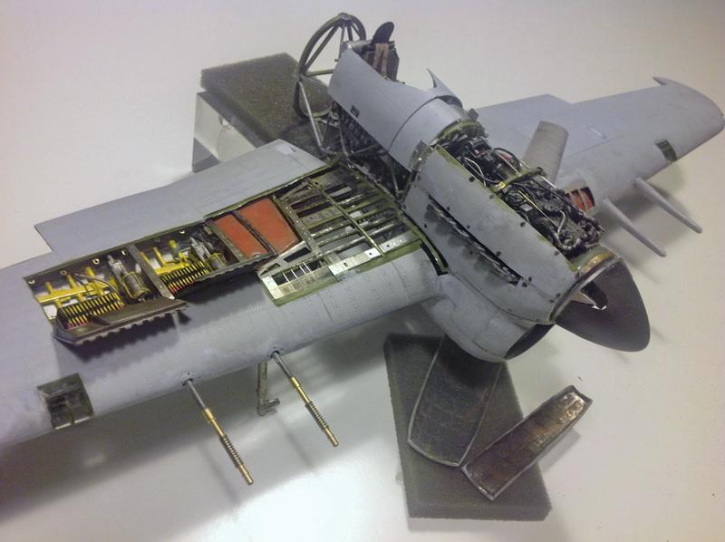 "Hawker Typhoon MKIb ""What else!"" IMG_5407"