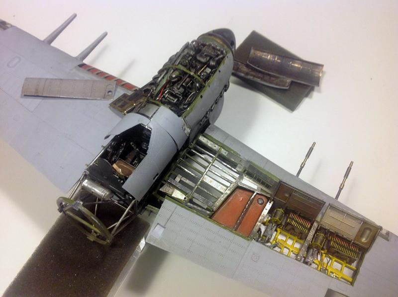 "Hawker Typhoon MKIb ""What else!"" IMG_5410"