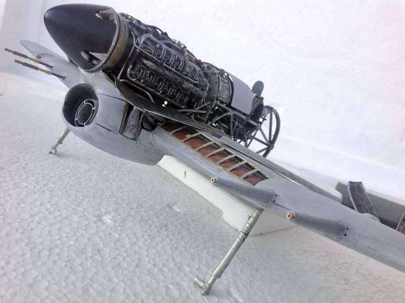 "Hawker Typhoon MKIb ""What else!"" IMG_5425"