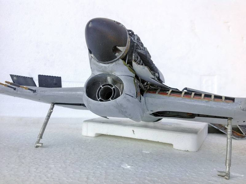 "Hawker Typhoon MKIb ""What else!"" IMG_5426"