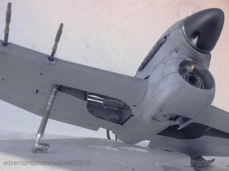 "Hawker Typhoon MKIb ""What else!"" IMG_5455"