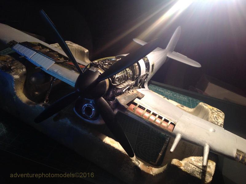 "Hawker Typhoon MKIb ""What else!"" IMG_6090"