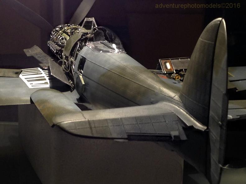 "Hawker Typhoon MKIb ""What else!"" IMG_6775"