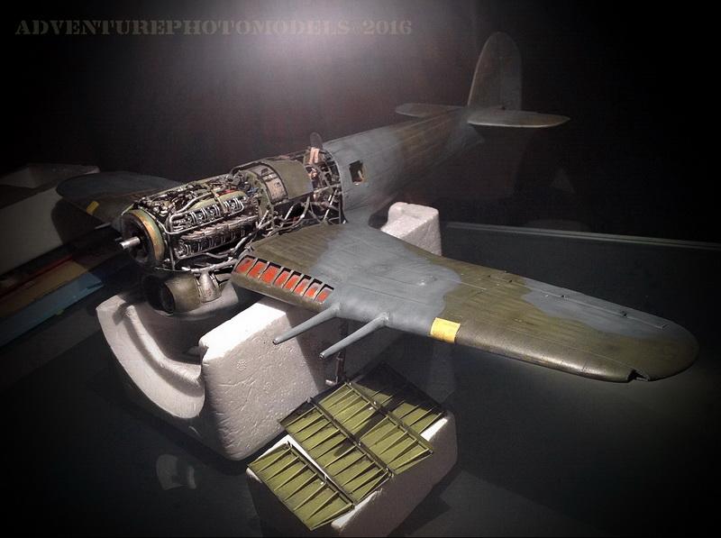 "Hawker Typhoon MKIb ""What else!"" IMG_6853"