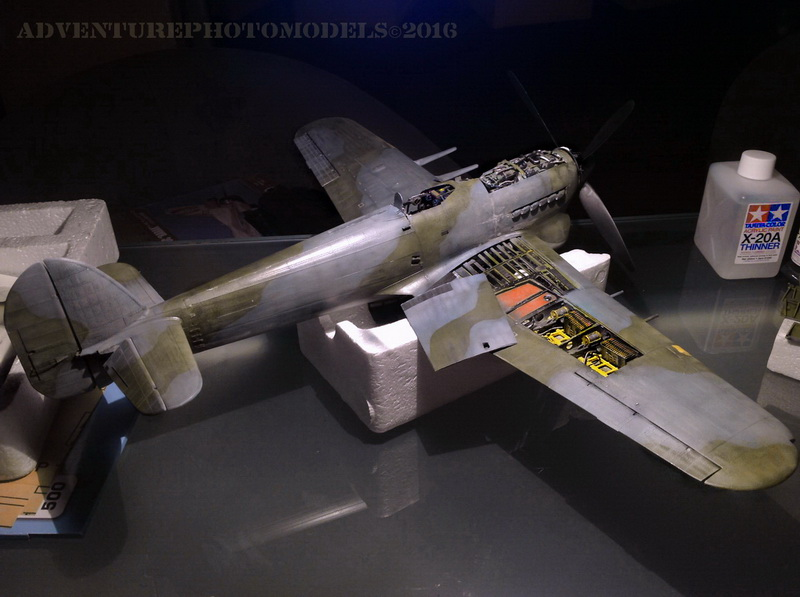 "Hawker Typhoon MKIb ""What else!"" IMG_6857"