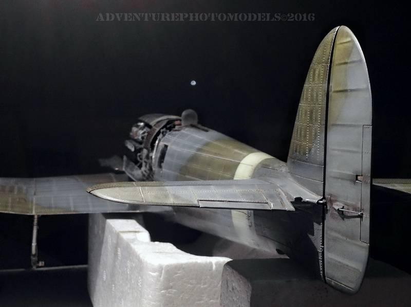 "Hawker Typhoon MKIb ""What else!"" IMG_6996"