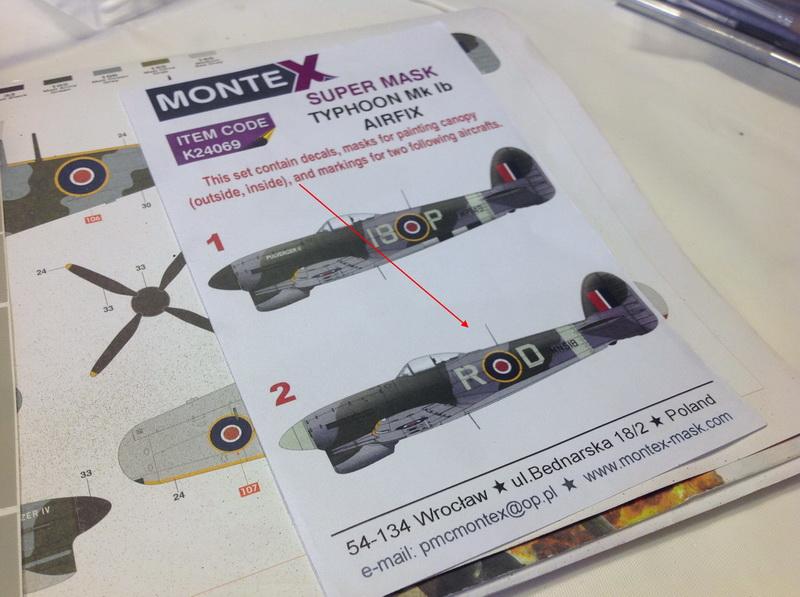 "Hawker Typhoon MKIb ""What else!"" IMG_7033"