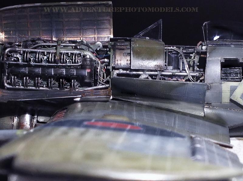 "Hawker Typhoon MKIb ""What else!"" IMG_7062"