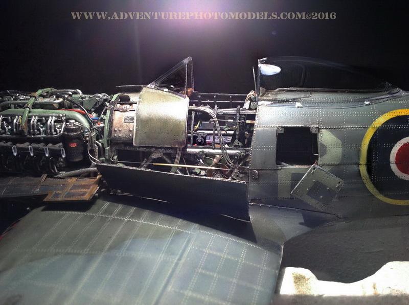 "Hawker Typhoon MKIb ""What else!"" IMG_7087"