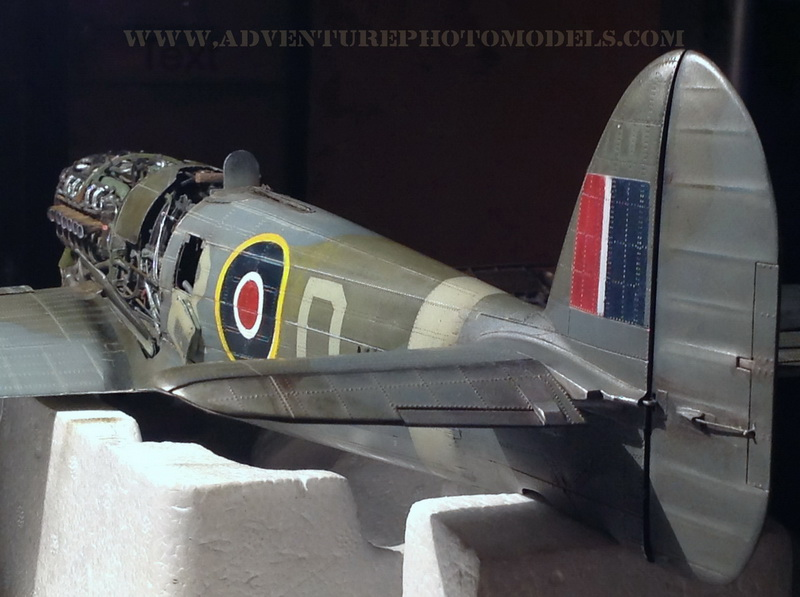 "Hawker Typhoon MKIb ""What else!"" IMG_7090"