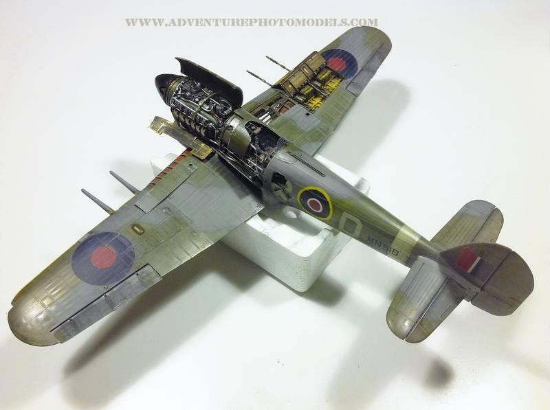 "Hawker Typhoon MKIb ""What else!"" IMG_7097"