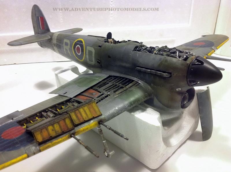 "Hawker Typhoon MKIb ""What else!"" IMG_7102"