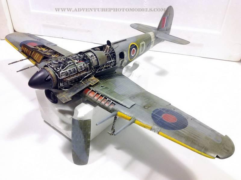 "Hawker Typhoon MKIb ""What else!"" IMG_7103"