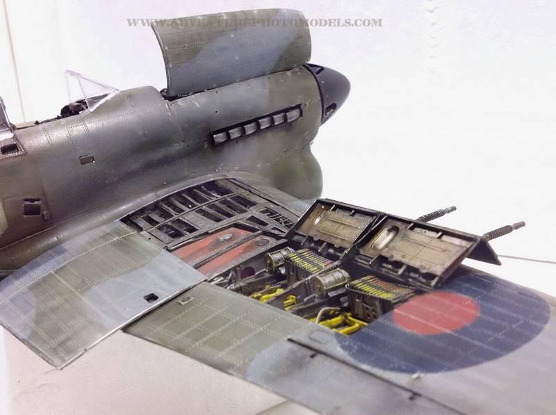 "Hawker Typhoon MKIb ""What else!"" IMG_7109"