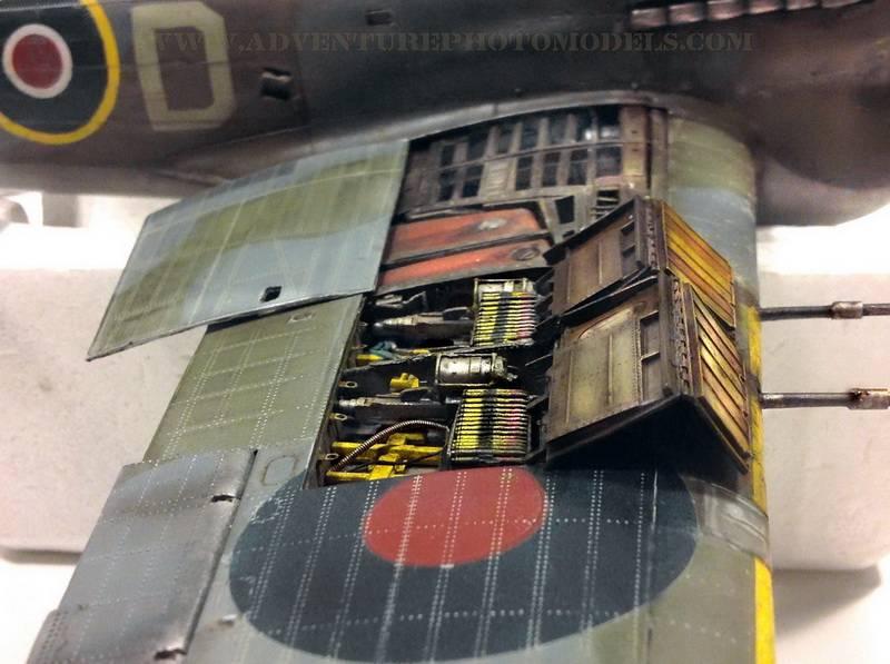 "Hawker Typhoon MKIb ""What else!"" IMG_7111"