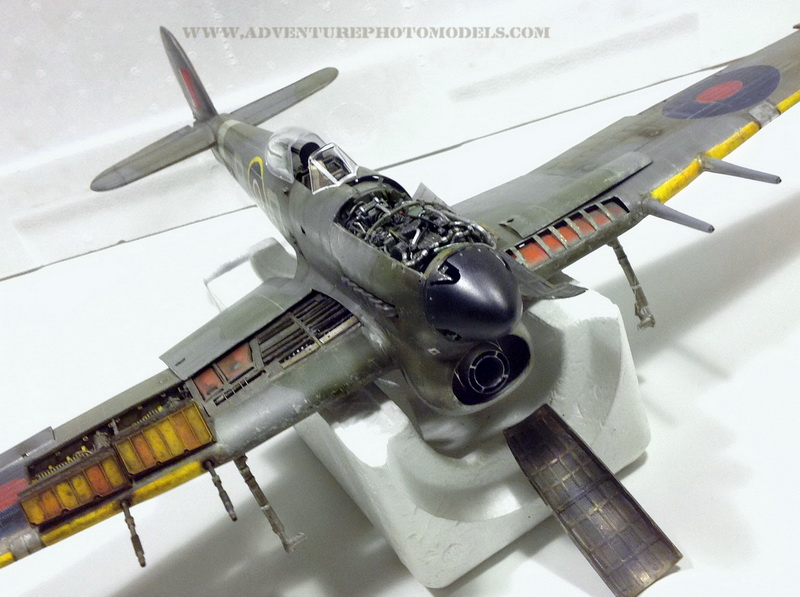 "Hawker Typhoon MKIb ""What else!"" IMG_7113"