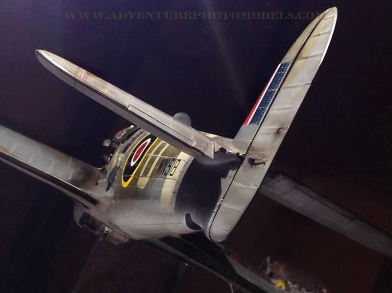 "Hawker Typhoon MKIb ""What else!"" IMG_7130m"